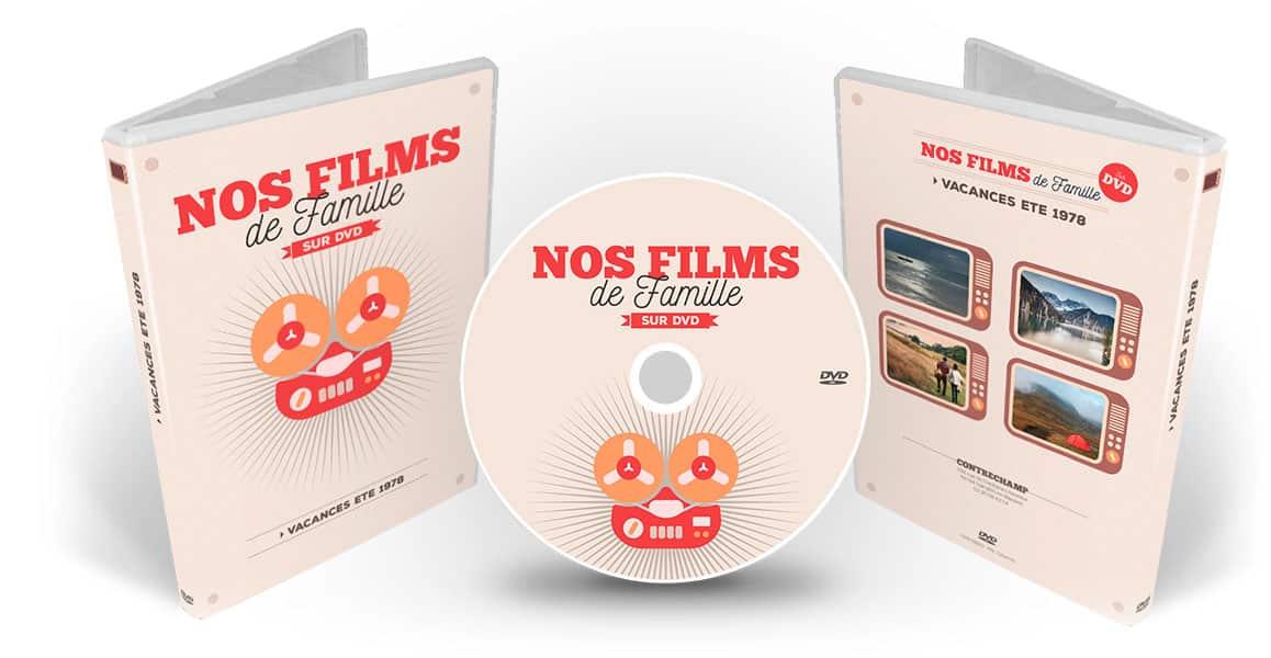 Boîtier DVD haute qualité